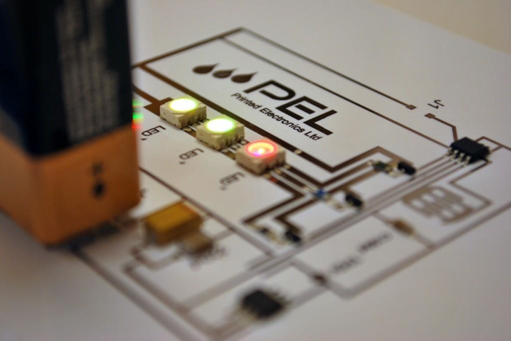 Inkjet And Digital Printing Printed Electronics